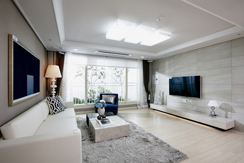 Daewoo E Amp C S Prugio Apartments In Bucheon Comes With